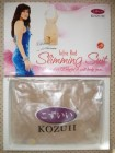 KOZUII SLIMMING SUIT ASLI JACO TV SHOPPING