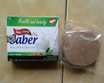 SABER BODY  SOAP PLUS RICE, MILK & OLIVE OIL